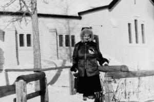 Elziabeth_Holmberg_at_All_Saints_Hospital_The_Aklavick_1952